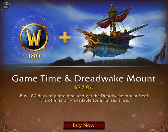 World of Warcraft Resorts to Bribery – Super Novice